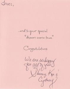 Congrats 6b 2012
