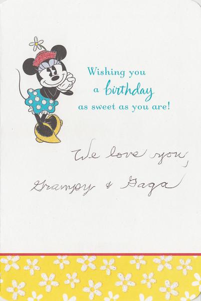 1st Birthday 4b 2013