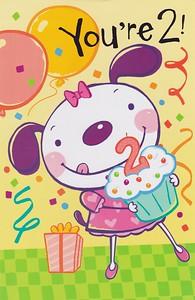 2nd Birthday 1a 2014