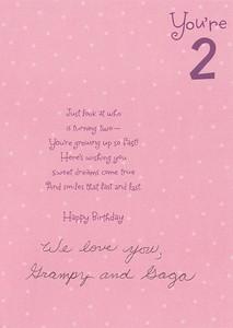 2nd Birthday 2b 2014