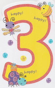 3rd Birthday 5a 2015