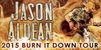 Jason Aldean - Burn It Down
