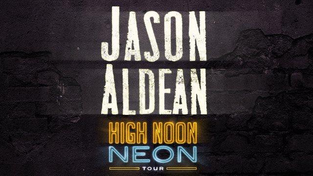 Jason Aldean - High Noon Neon Tour