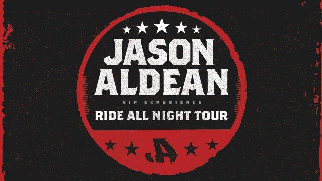 Jason Aldean - Ride All Night Tour