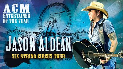 Jason Aldean - We Were Here & Six String Circus
