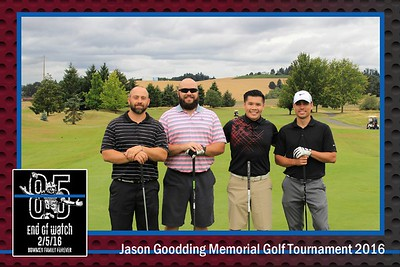 Jason Goodding Memorial Golf Tournament