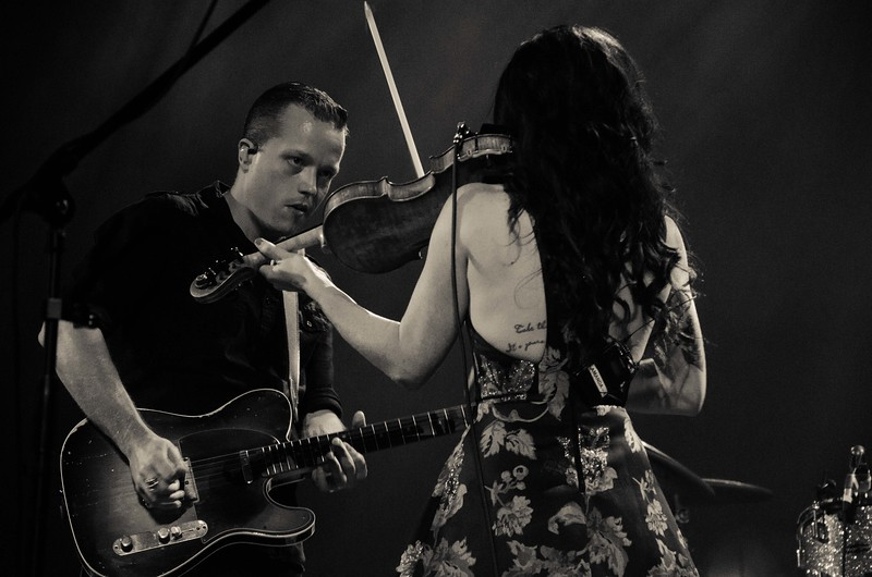 Jason Isbell & Amanda Shires at Altria Theater, Richmond VA