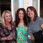 Amy Baughman, Nan Christ and Tina Bowers.