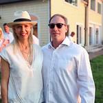 Bridget Williams and Galen Weiss.