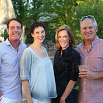 Doug and Alison Roemer, and Christie and Phil Wafford.