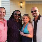 Host Jason Middleton, Ras Thomas, Tamara Cecil and David Kraft