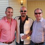 Host Jason Middleton, David Kraft and Todd Troy.