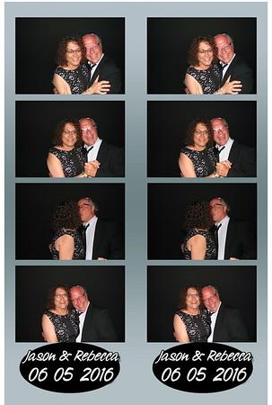 Jason & Rebecca's Wedding 6-5-16