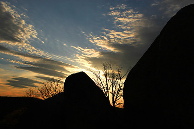 Elephant Rock State Park, Missouri