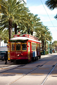 Trolly, New Orleans