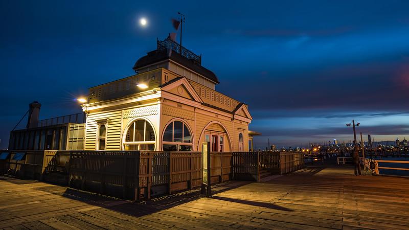 St Kilda Pier Restaurant