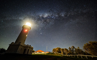LIGHTHOUSE GALAXY