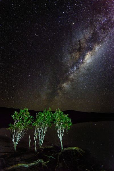 Lake Boorangoora Milky Way - II