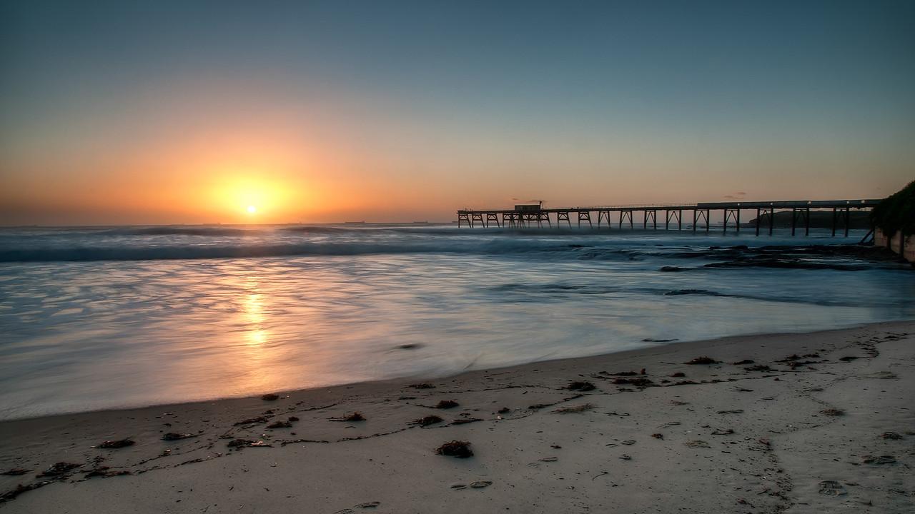 Catherine Hill Bay Sunrise