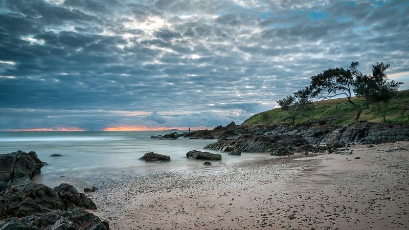 Dawn Catch - Moonee Beach