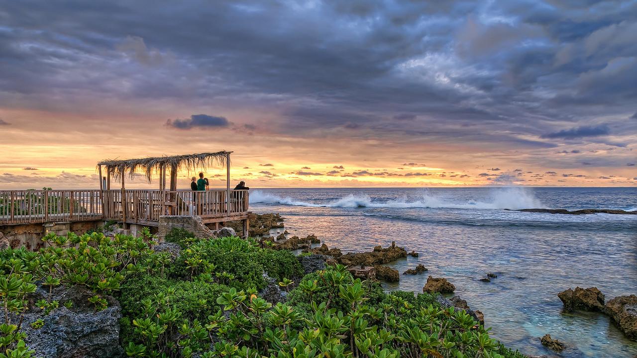 Eua Island Sunset
