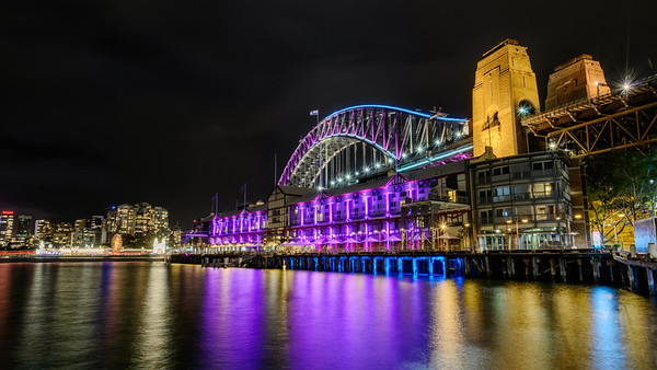 Vivid Sydney - Pier One