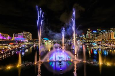 Vivid Sydney - Aquatique