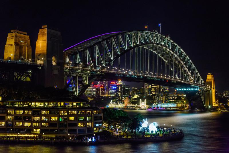 Vivid Sydney - Intrude
