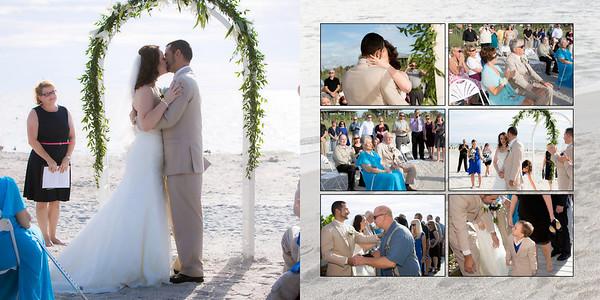 Sarasota Wedding Album Samples by Jason Scott Photography