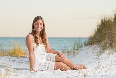 Sarasota and Siesta Key Senior Portraits