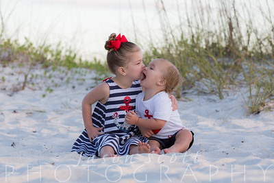 Siesta Key Beach Portraits