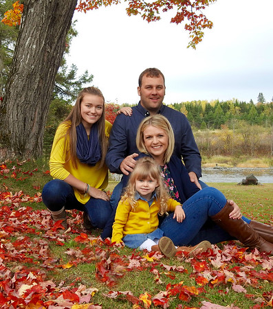 Jason and Fancy Drolet's Fall Family Photos