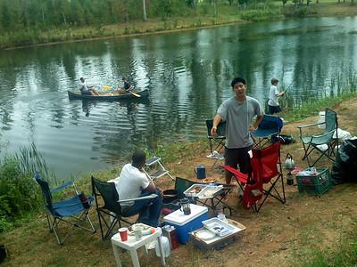 2007-10-06 camping at graysons
