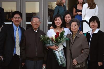 2007-12-14 Joyce's Graduation