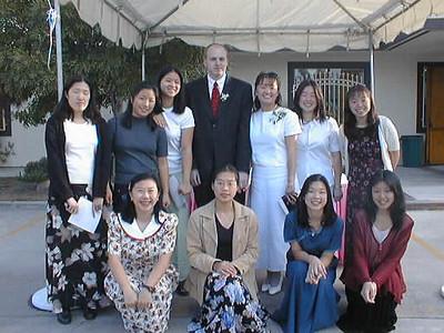 990215 Hung Family &Cindy's Wedding