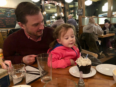 Celebrating her 3rd Birthday