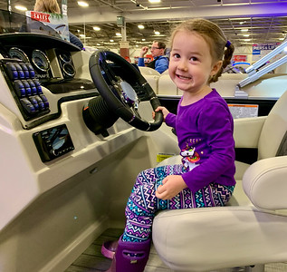 At the Boat Show