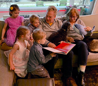 Storytime with Grandpa