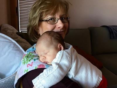 Grandma with a Gemma