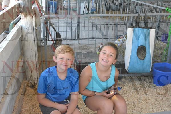 Jasper County Fair July 24, 2018
