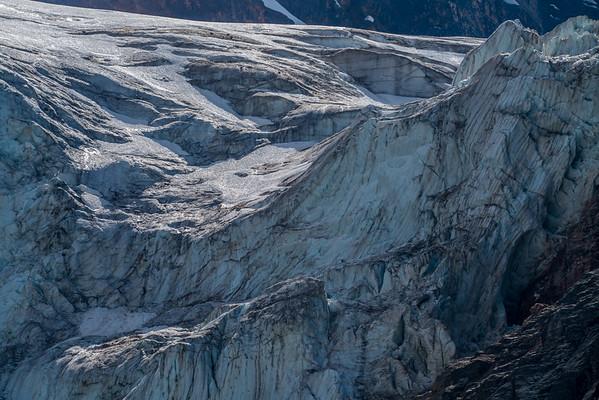 Ice of the Angel Glacier