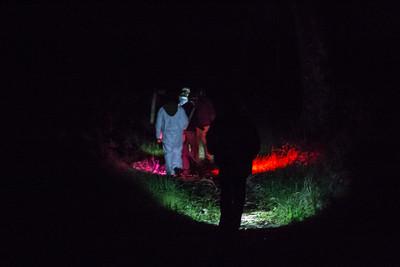 Night Hike 9Feb2015