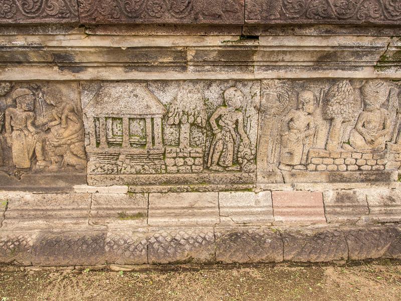 Panataran temple complex, Blitar, Java, Indonesia