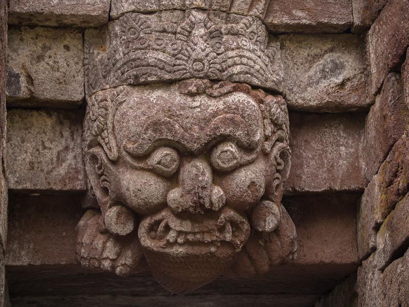Candi Sukuh, Java, Indonesia