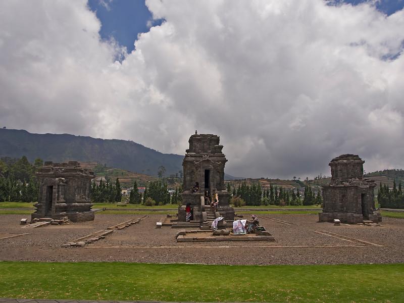 Dieng Plateau, Java, Indonesia