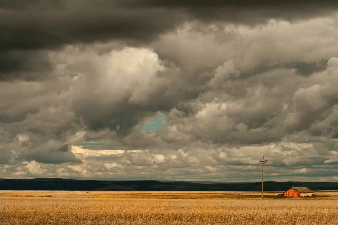 Storm Clouds - Eastern Oregon