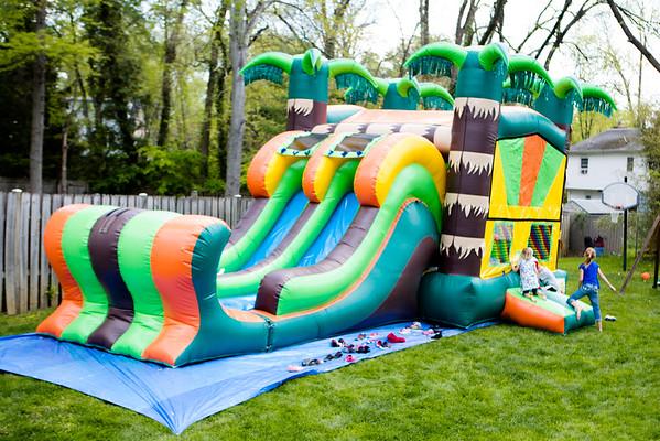 Javon's 6th Birthday Party