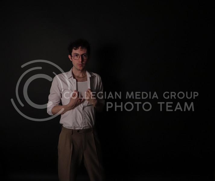 Jaxson Metzler<br /> Photo by Macey Franko