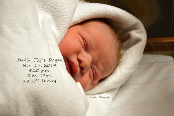Jaxtin Elijah Ragan