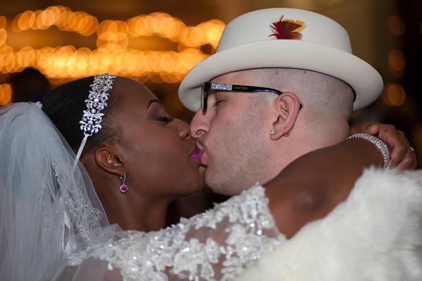 Jay & Antoinette Deitcher Wedding Photos